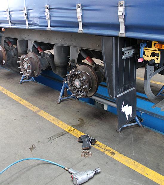 Reifen- und Bremsservice